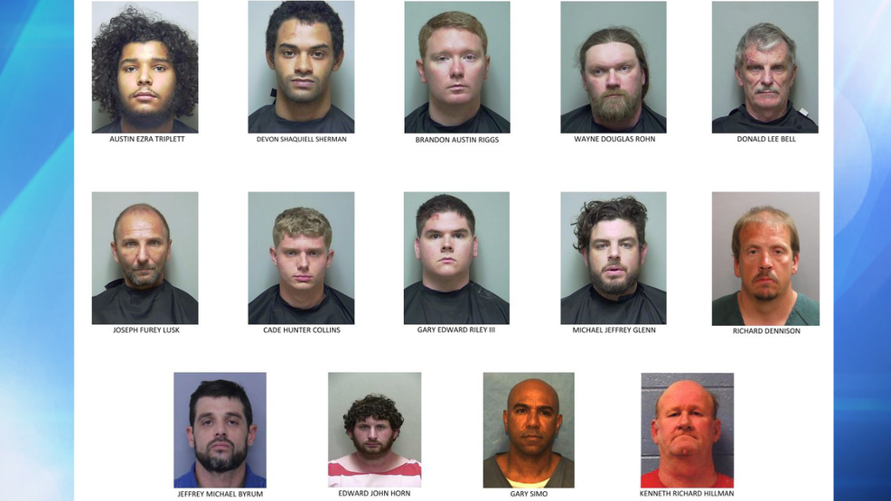 Gainesville college student among 14 men snagged in Putnam County's
