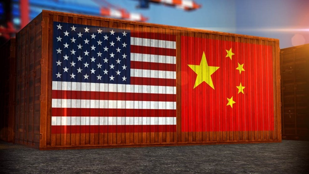 China Rejects Blackmail On Eve Of Us Tariff Hike Wgfl