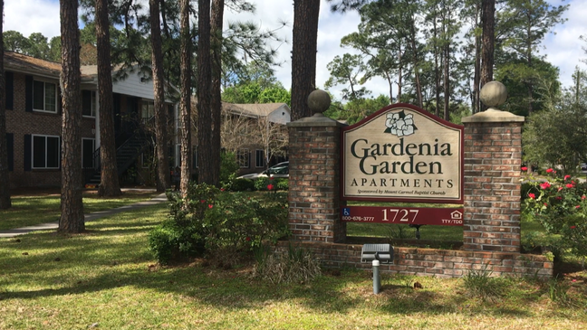 One Woman Hit In Leg After Multiple Shots Fired At Gardenia Garden