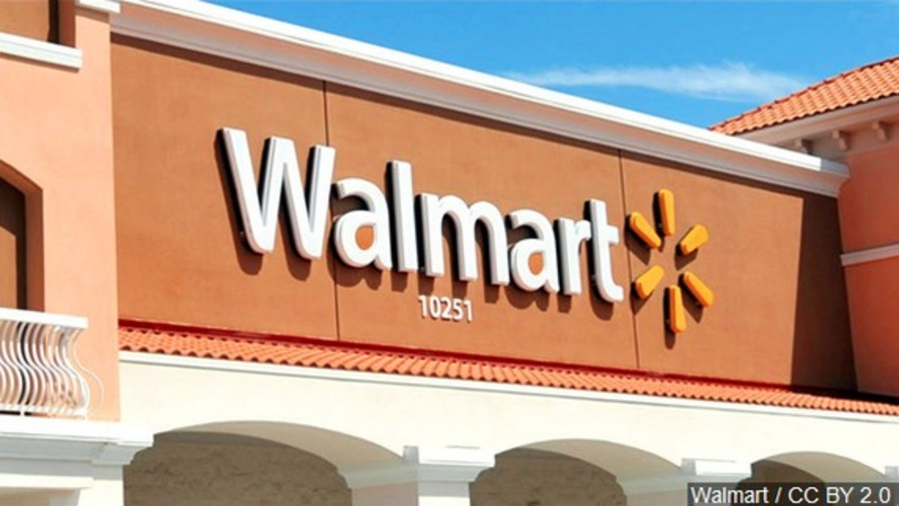 Woman charged with assault after biting Walmart security guard