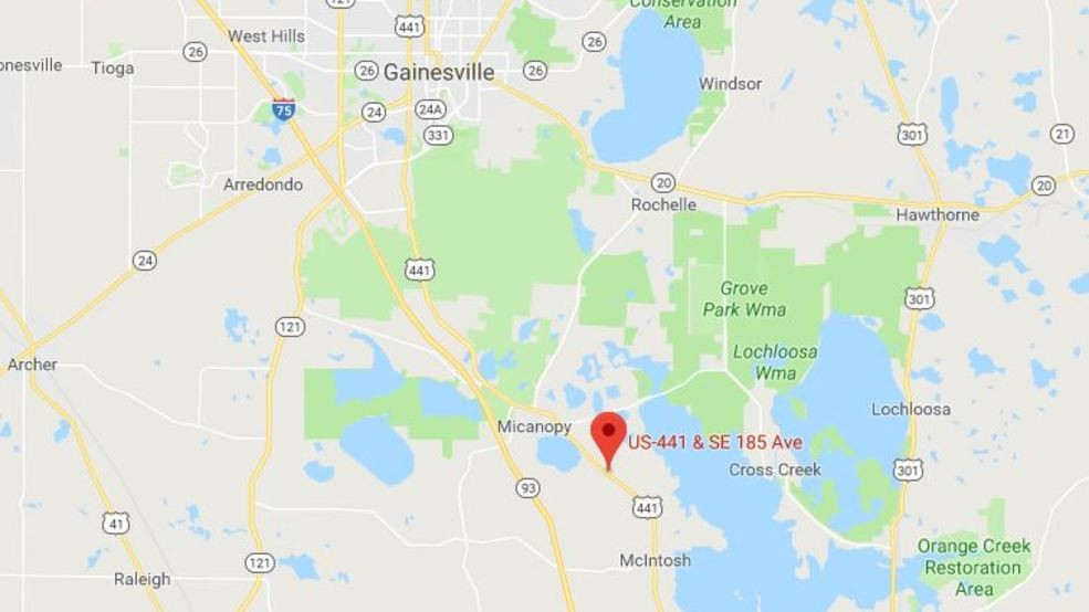 Troopers: Gainesville man dies after car pulls in front of ...