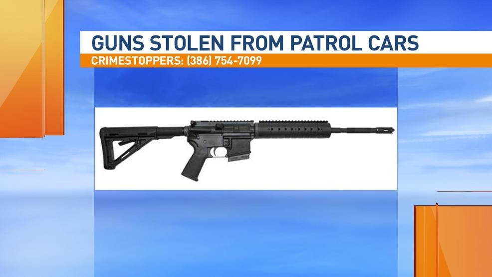 Columbia County sheriff deputies search for rifles, ammunition